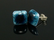 Deep Waters Square Studs