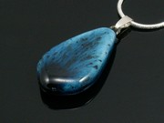 Deep Waters Teardrop Pendant