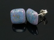 Lakeland Heather Square Studs