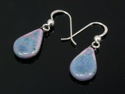 Lakeland Heather Teardrop Earrings