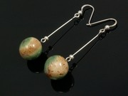 Lakeland Path Ball Dangle Earrings