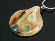 Lakeland Path Shell Pendant