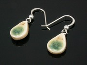 Lakeland Path Teardrop Earrings