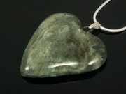 Misty Hills Medium Heart Pendant