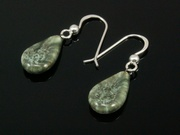 Misty Hills Teardrop Earrings
