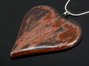 Timeless Copper Large Heart Pendant