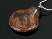 Timeless Copper Shell Pendant
