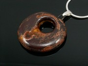 Timeless Copper Small Drop Circle
