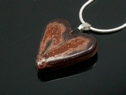 Timeless Copper Small Heart Pendant