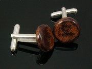 Timeless Copper Cufflinks