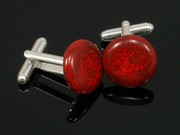 Touch of Fire Cufflinks