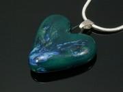 Ullswater Small Heart Pendant